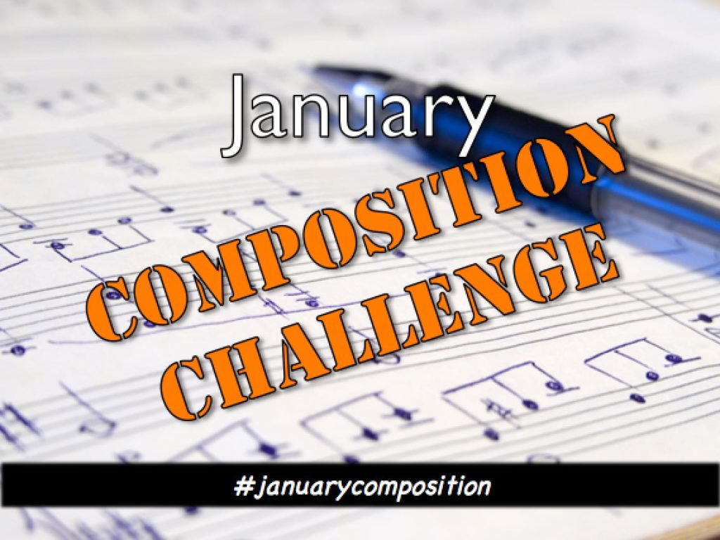 January Music Composition Challenge