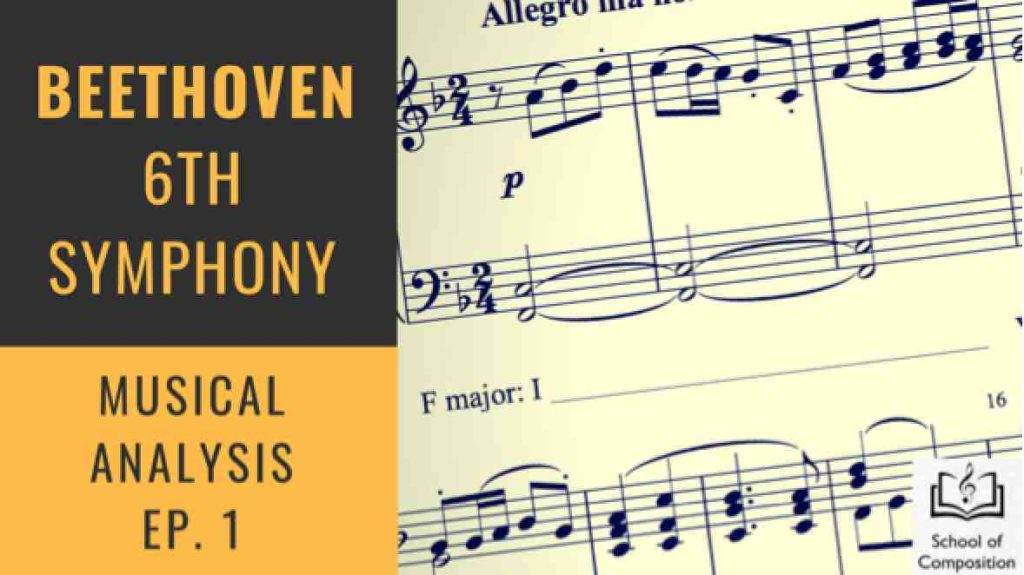 Beethoven 6th Symphony Musical Analysis