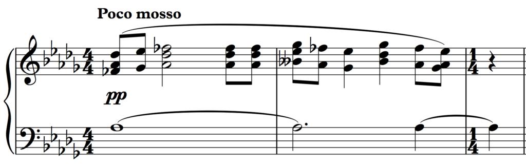 from Janáček: In the Mists