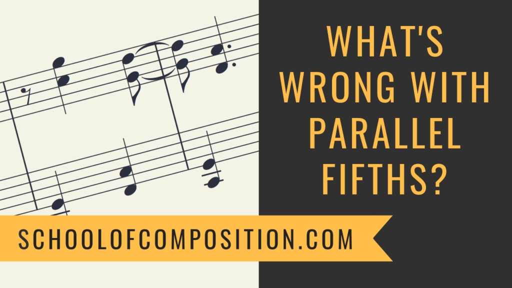 What's wrong with parallel fifths?