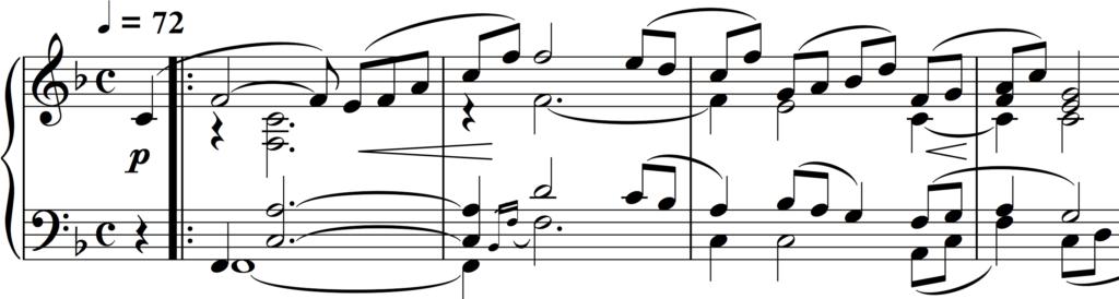 Harmonic Rhythm Explained (with 15+ examples)   School of