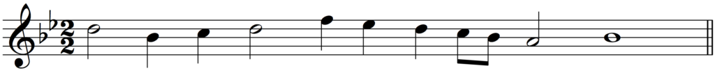 'How to Add Bar Lines' example 7
