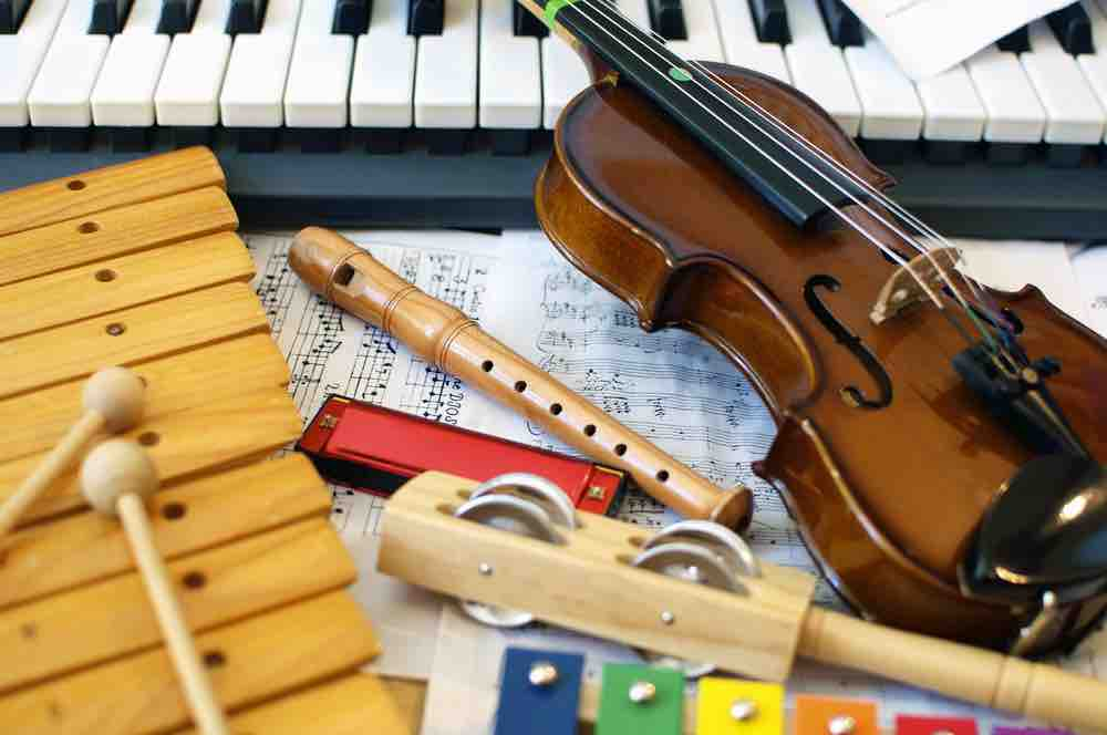 Playing a musical instrument gets you closer to music and there are many to choose from.