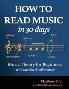 How to Read Music in 30 Days - SchoolofComposition