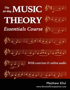 Music Theory Essentials Course Thumbnail