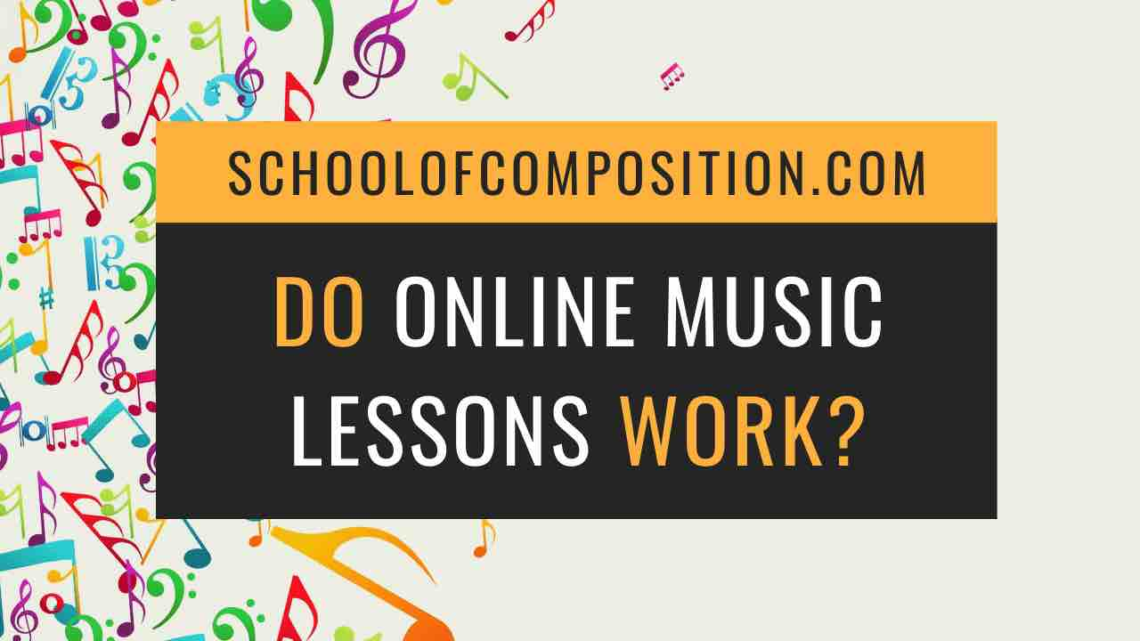 Do Online Music Lessons Work
